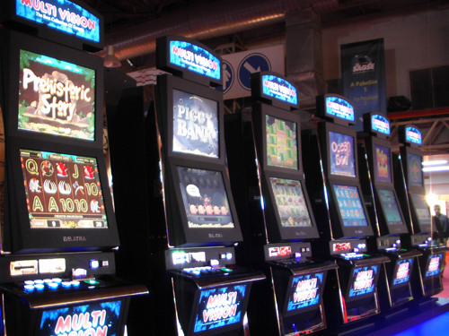 Top payout slot machines in las vegas